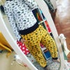 Mustard Dino's Corduroy Trousers