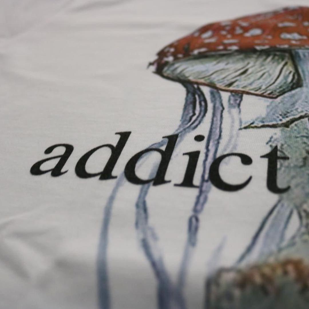 Image of addicts Tee