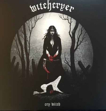 "Image of Witchcryer - Cry Witch ""Blue Witch"" Limited Edition LP"