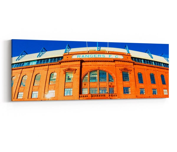 Image of Ibrox Front Panoramic