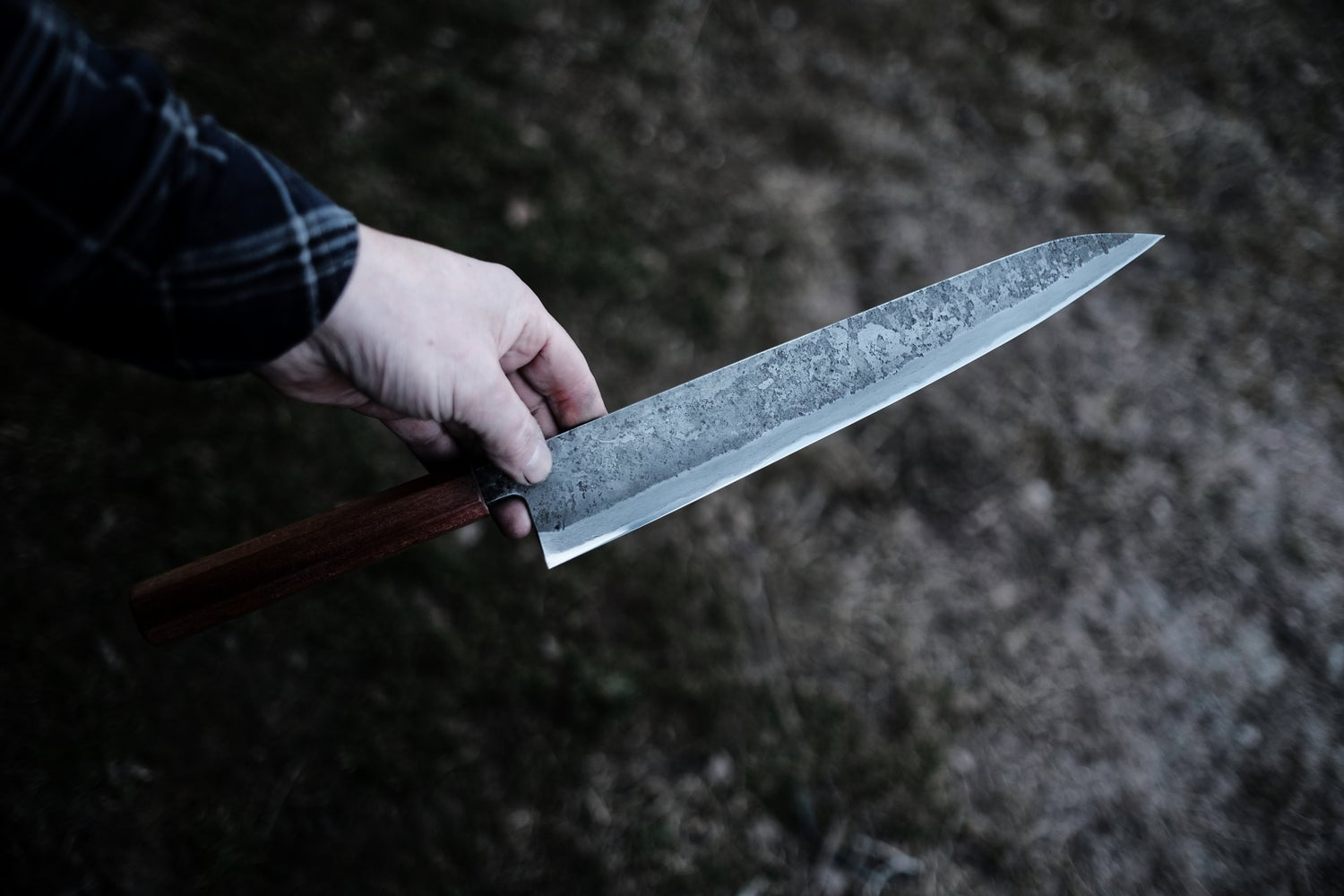 Image of Chef knife.