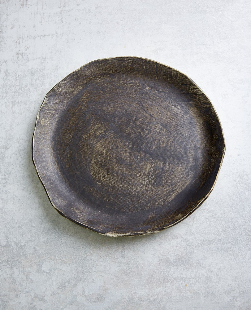 Image of Large Iron Plate (back-order)