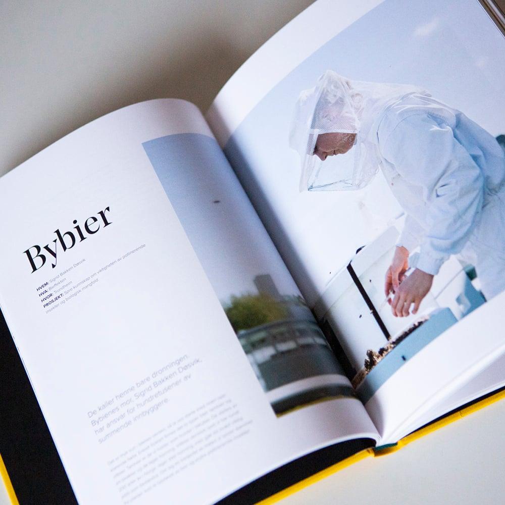 Image of En moderne guide om det nye Trondheim.