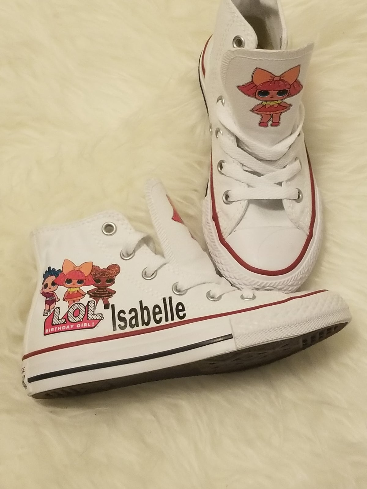 824bb524ec10 Image of Lol dolls custom converse ...