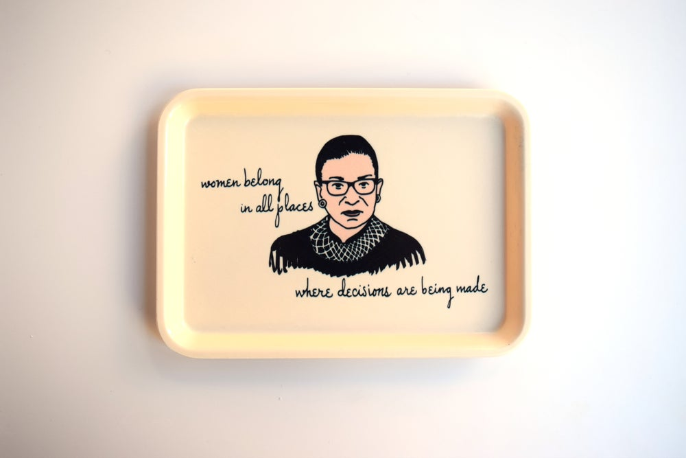 Image of RBG tray
