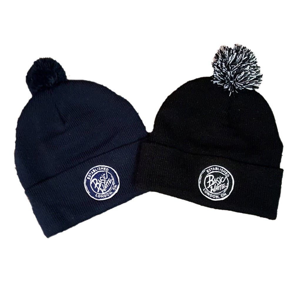 Image of  Basic White Toque