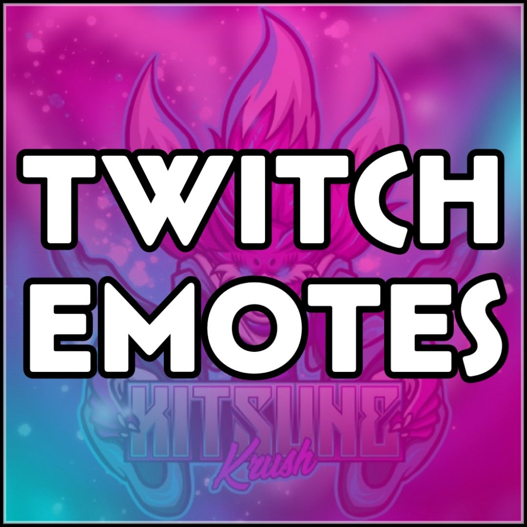 Image of Twitch Emotes