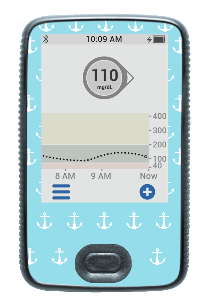 Image of Anchor Dexcom G6 Receiver Screen Protector