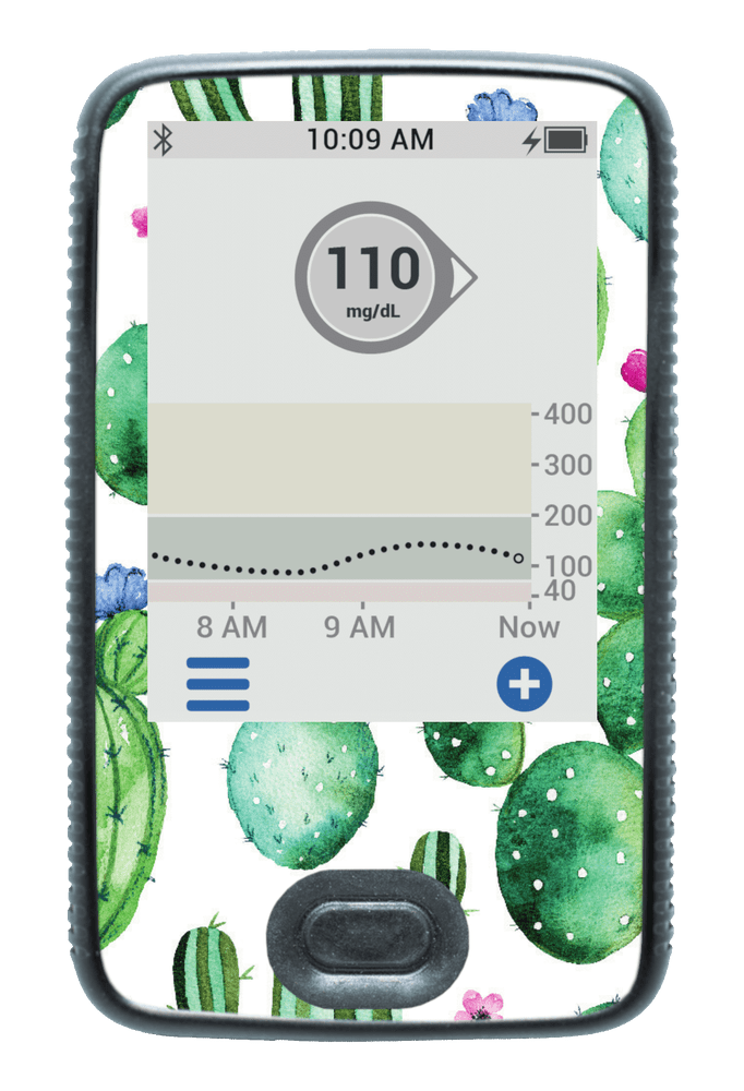 Image of Cactus Dexcom G6 Receiver Screen Protector