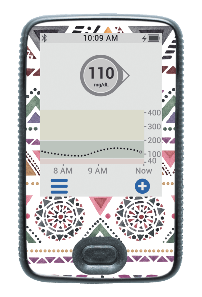 Image of Ethno Dexcom G6 Receiver Screen Protector
