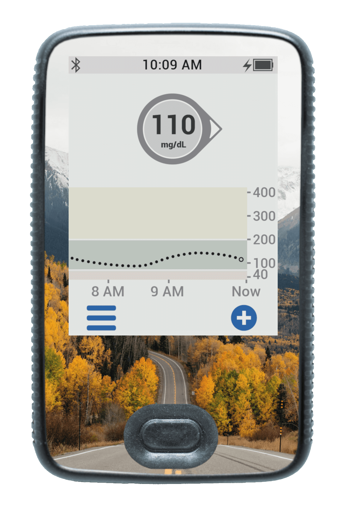 Image of Roadtrip Dexcom G6 Receiver Screen Protector