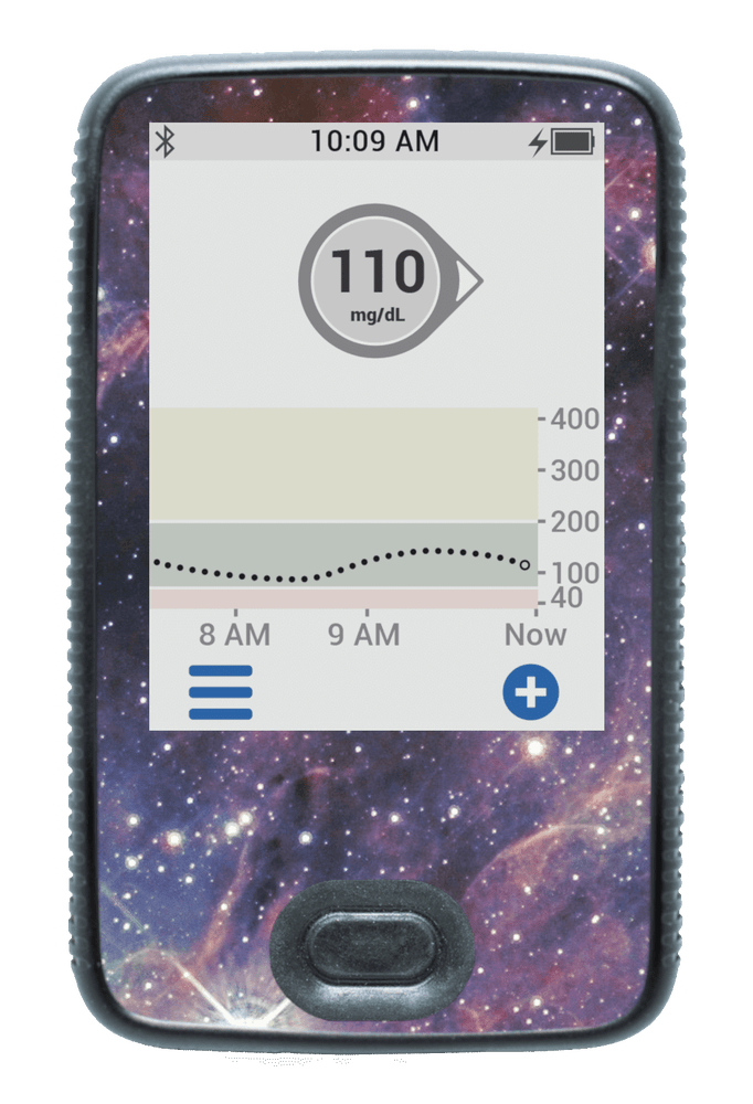 Image of Stargaze Dexcom G6 Receiver Screen Protector