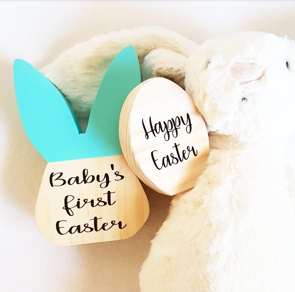 Image of Baby's First Easter Egg Set