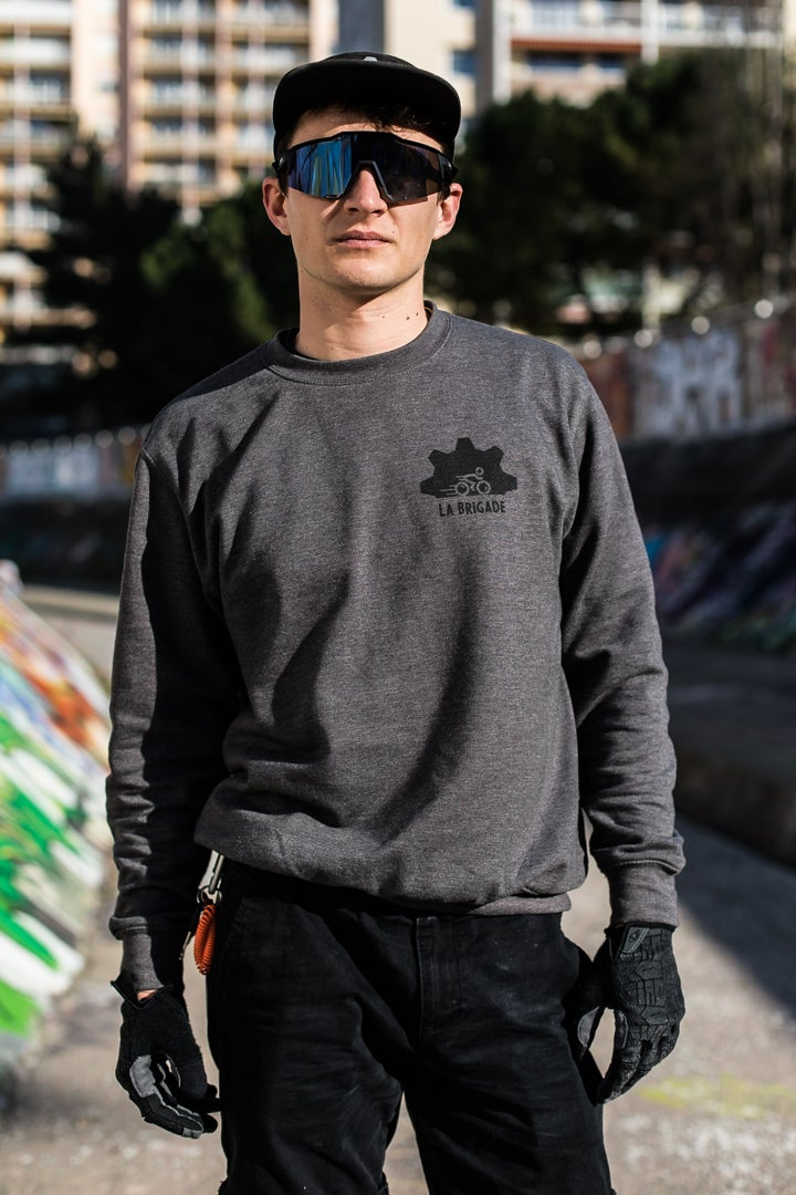 Image of Sweat CrewNeck Dark