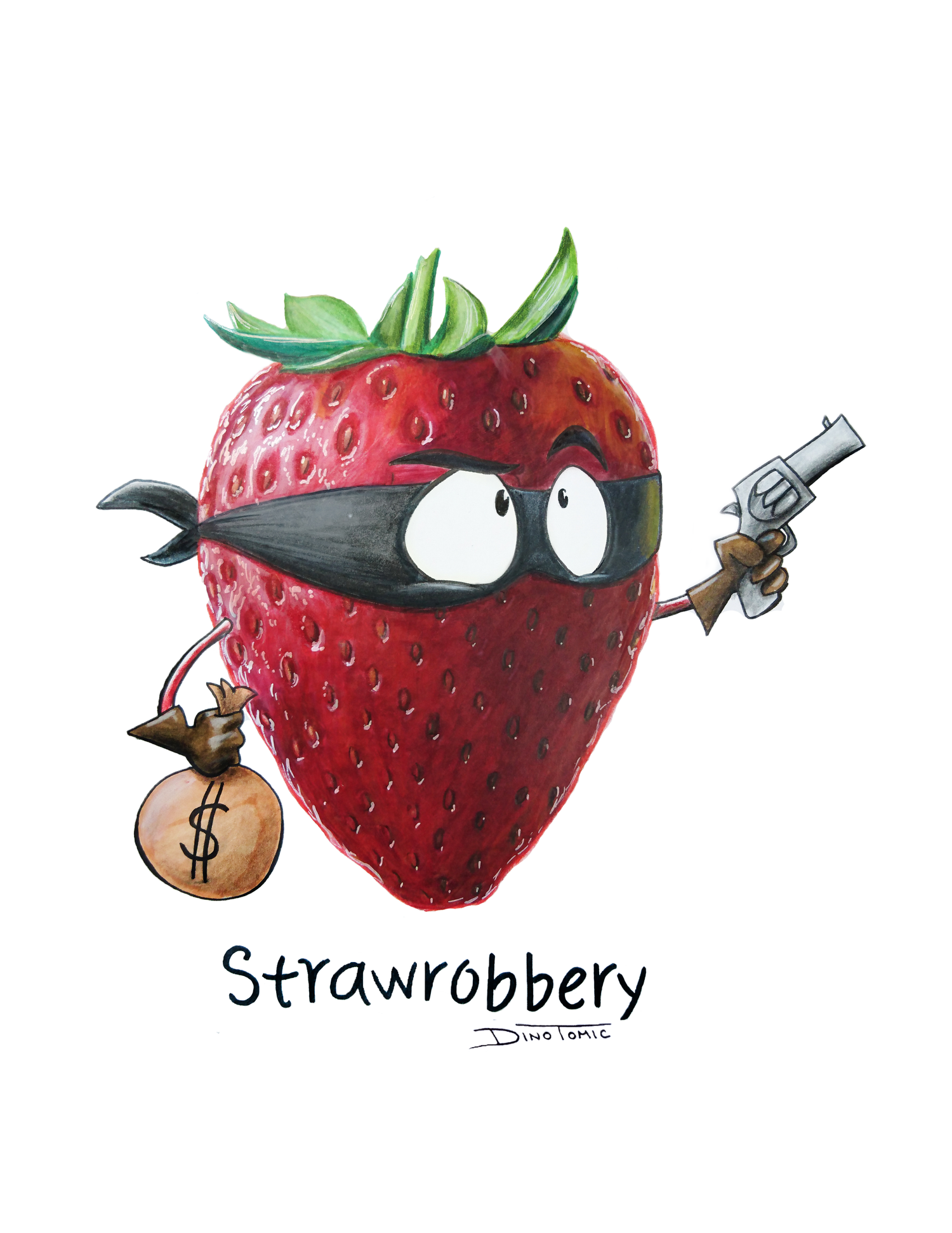 Image of #46 Strawrobbery