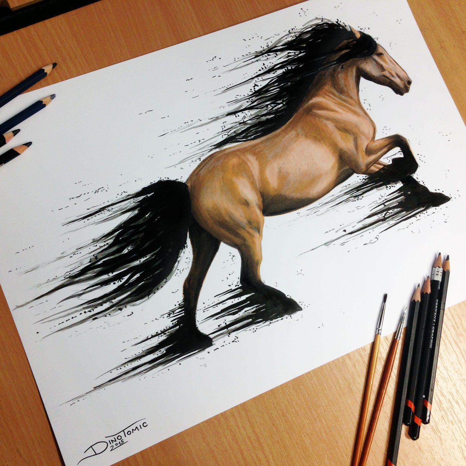 Image of #51 Horse
