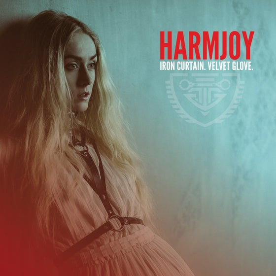 "Image of PRE-ORDER - HARMJOY ""IRON CURTAIN. VELVET GLOVE."" (Limited Version)"