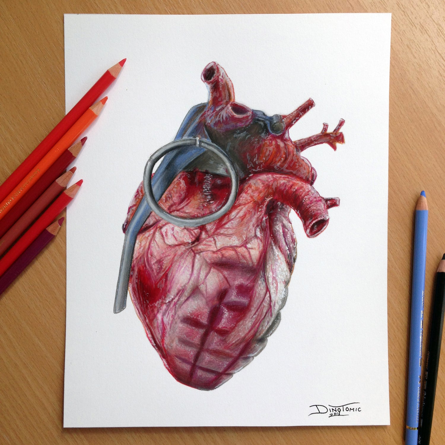 Image of #62 Heart