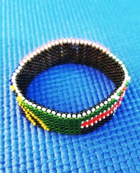 Image of East African double sided bracelet