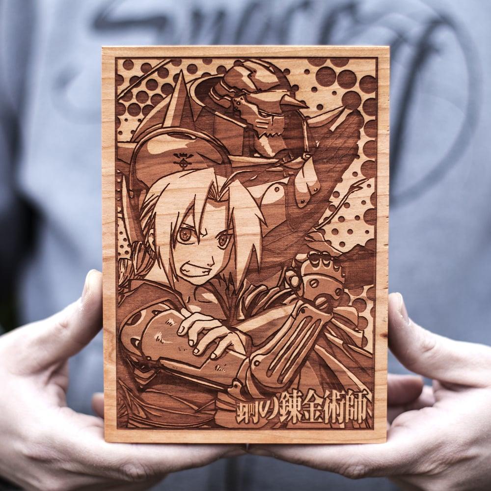 Image of Full Metal Alchemist