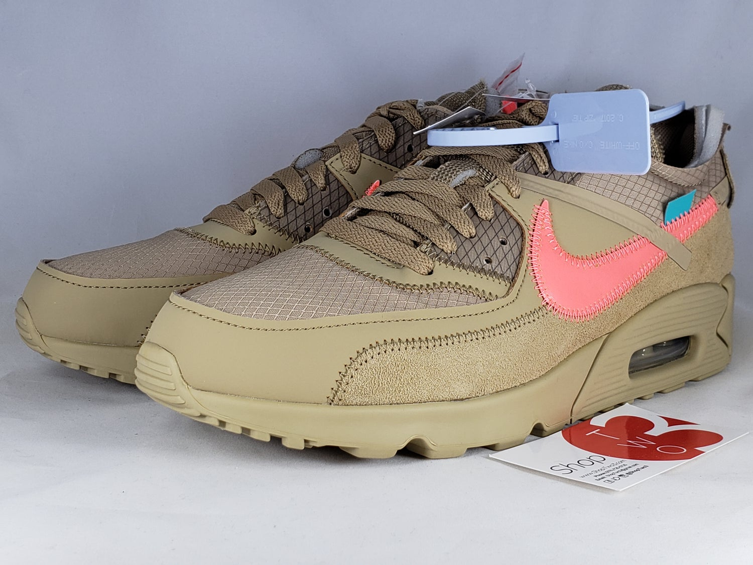 Image of Nike Air Max Off-White Desert Ore