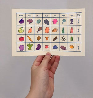 Daily Dose of Riso Color Chart