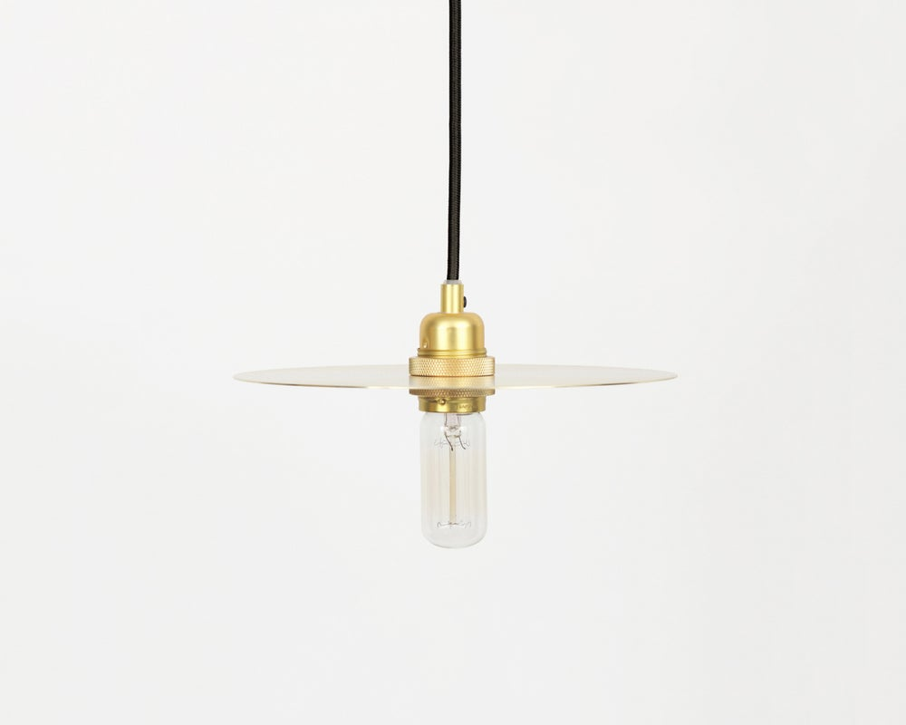 Image of Brass circle shade (M) by Frama