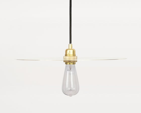 Image of Brass Circle shade (L) by Frama