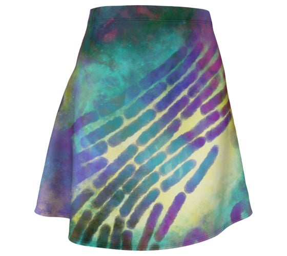 Image of Primordial Soup Skater skirt