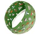 Image 2 of Mushroom Yoga Headband