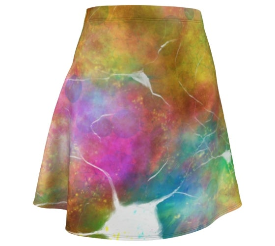 Image of Neuron skater skirt