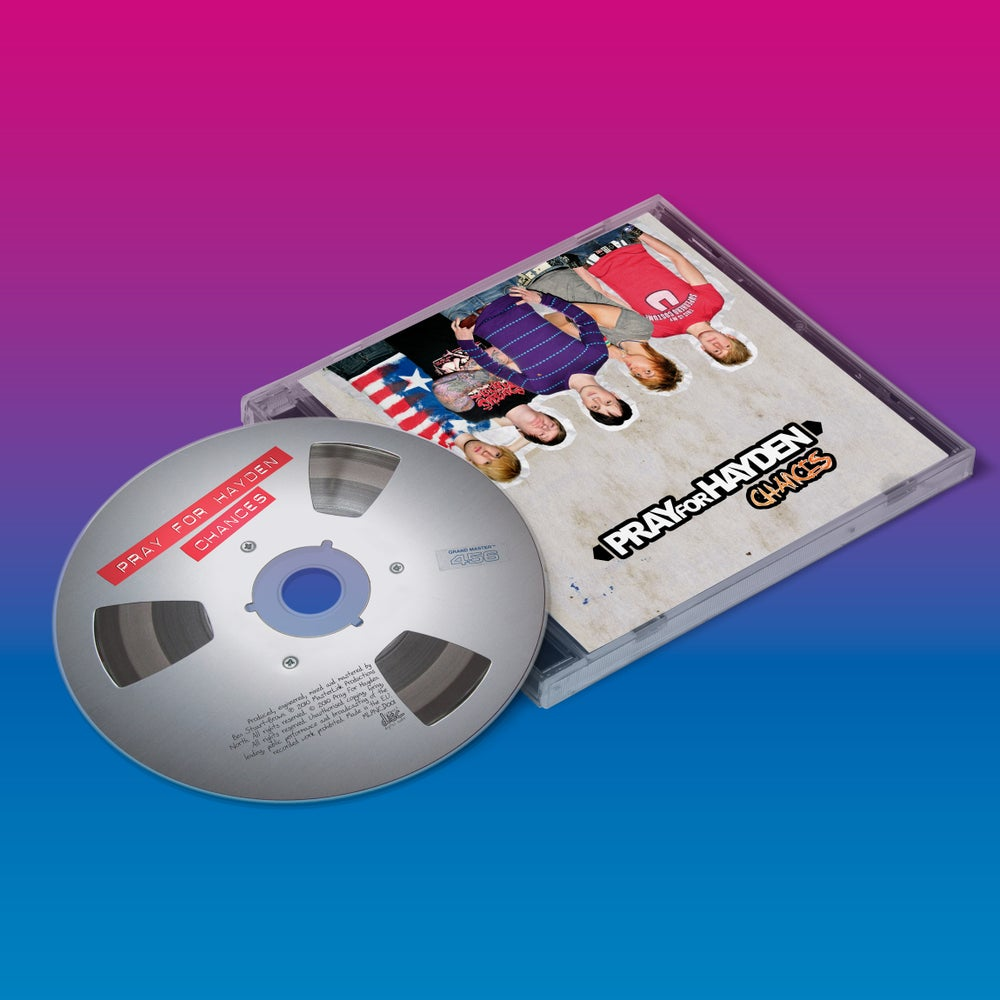 Image of Chances CD