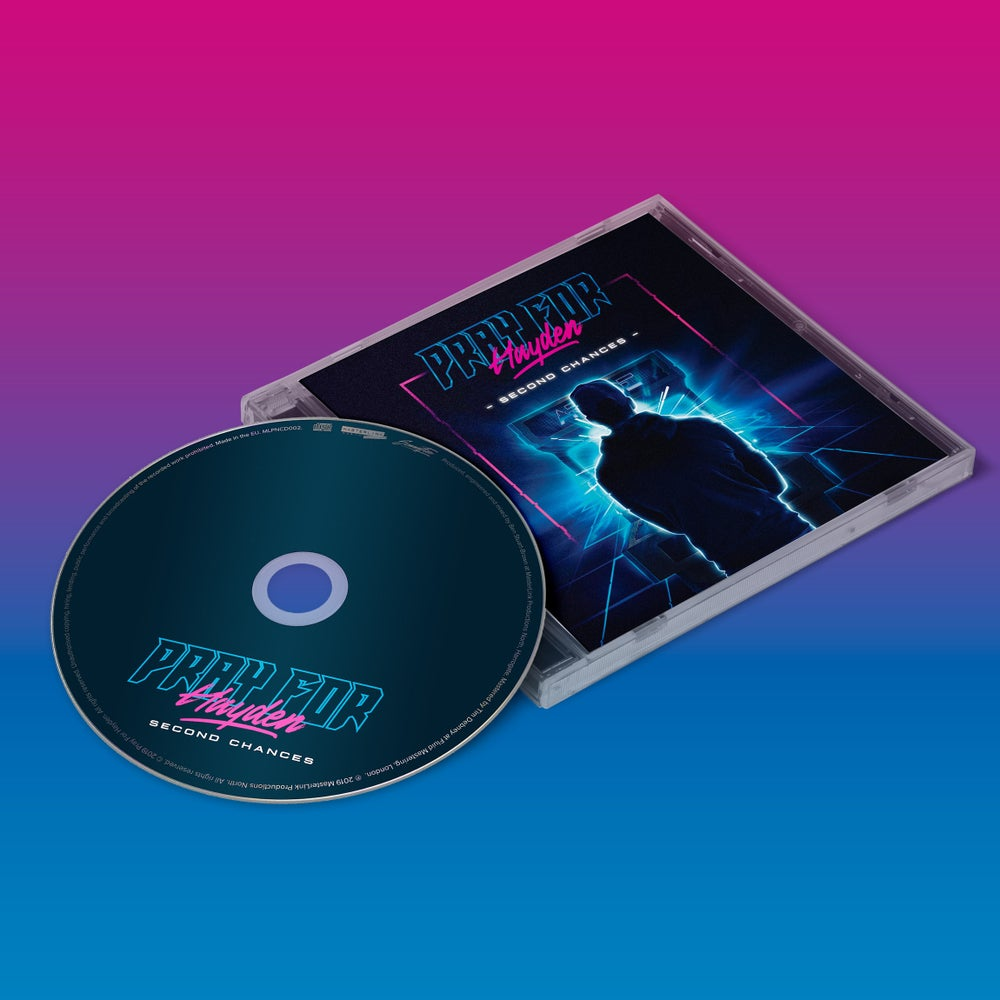 Image of Second Chances CD