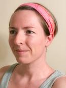 Image 2 of Circular phylogeny yoga headband