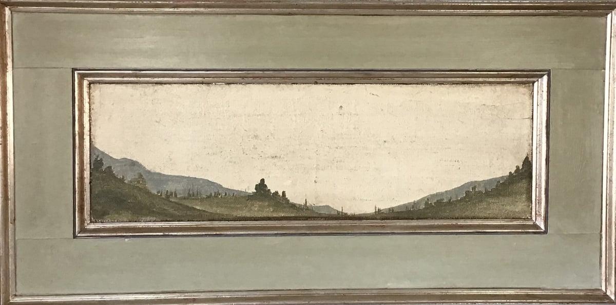 Image of Tuscan Landscape PAESAGGIO ITALIANO