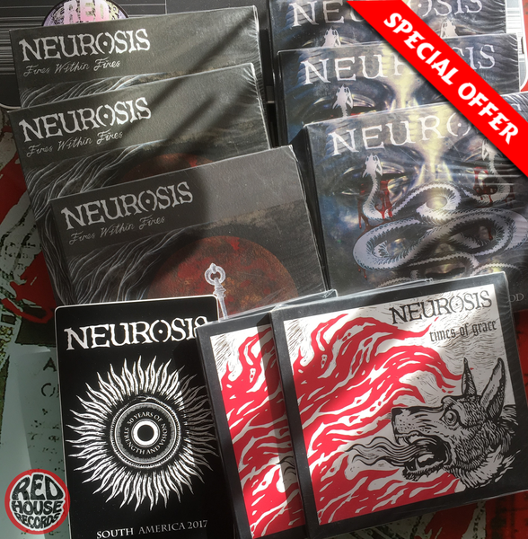 Image of NEUROSIS (CD) - SALE OFF !!!