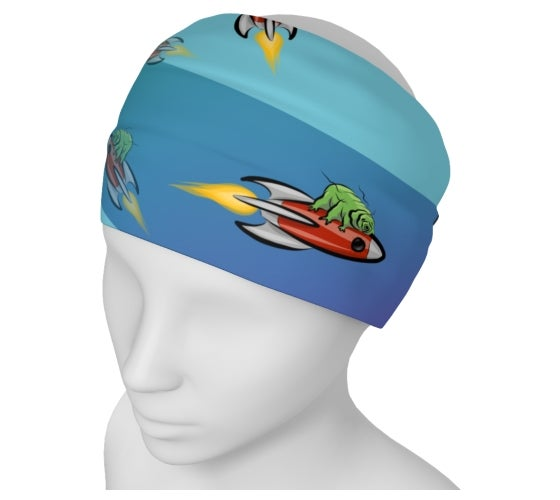 Image of Tardigrade yoga headband