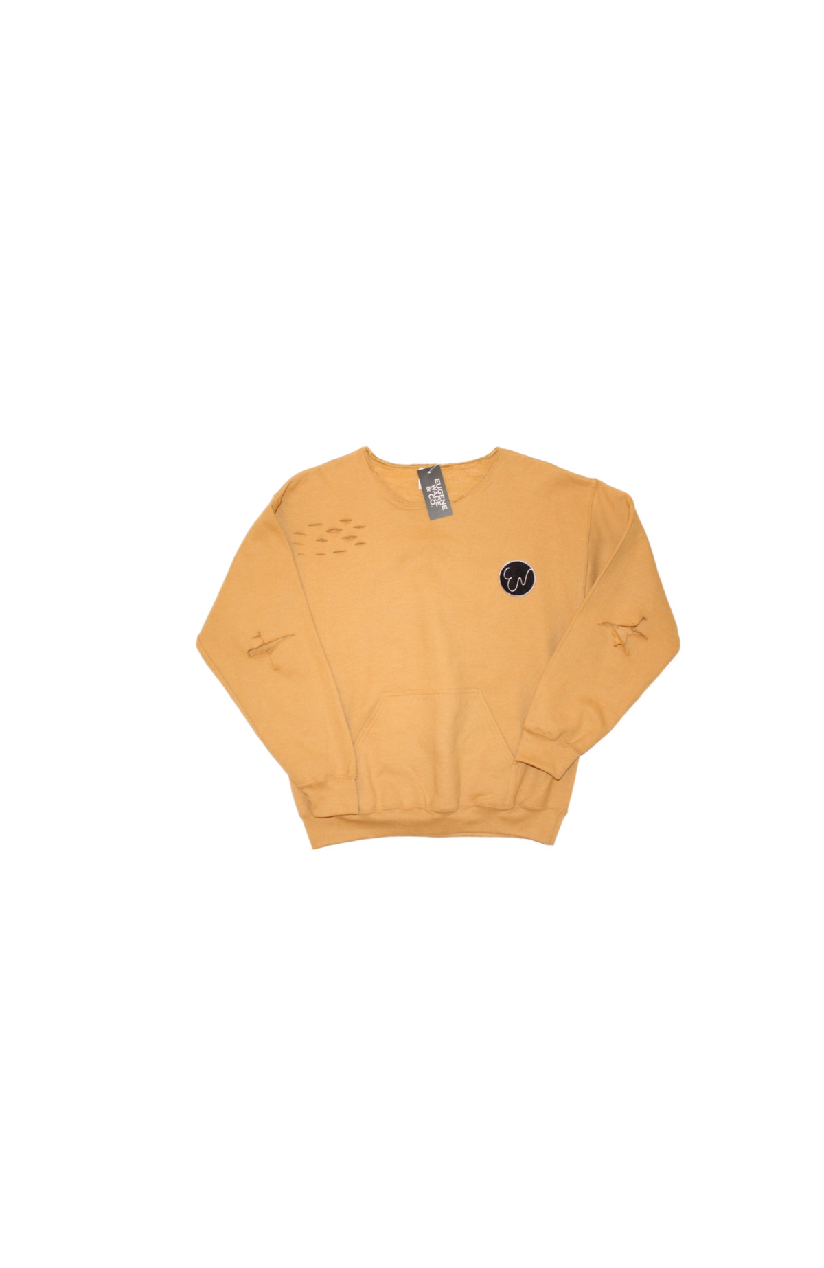 Image of DISTRESSED SWEATER
