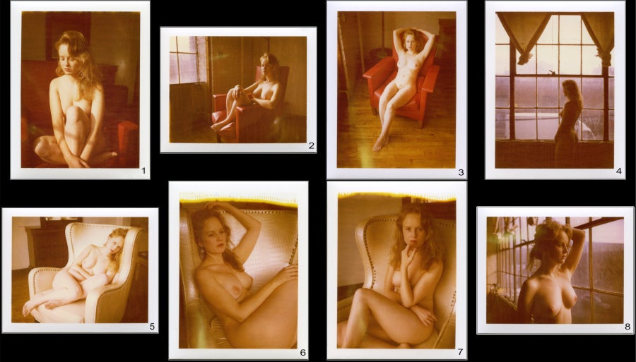 Image of Romahni Rose Polaroids