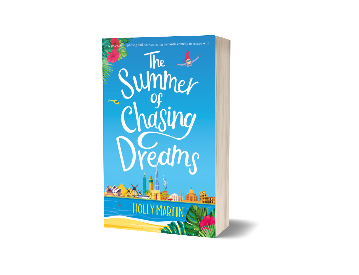 Image of Signed paperback of The Summer of Chasing Dreams. Postage will be added at the checkout