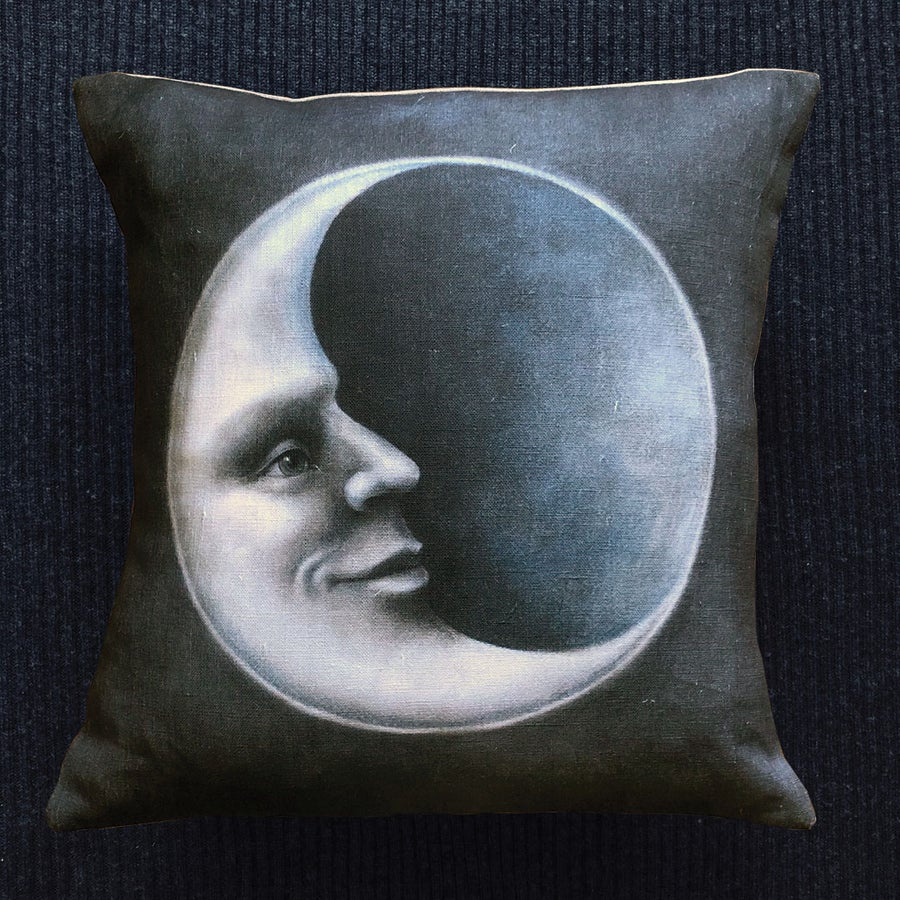 Image of Man in the Moon