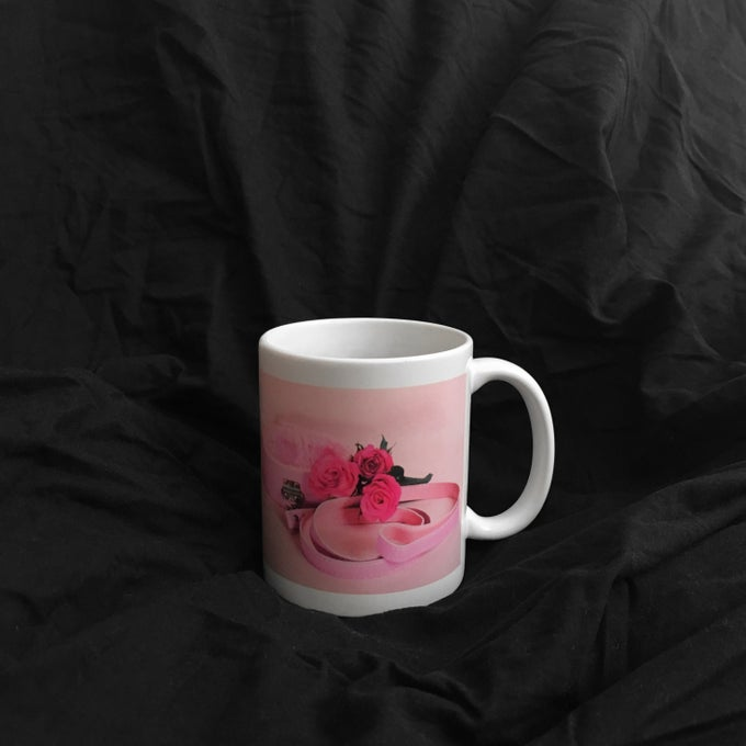Image of PRINTED CUP