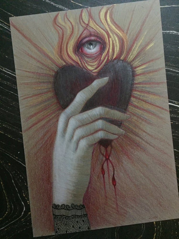 Image of A Sacred Heart