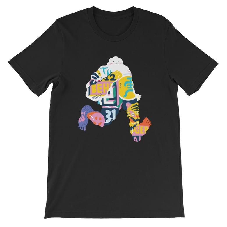 Image of Bangkok Running Man T-Shirt