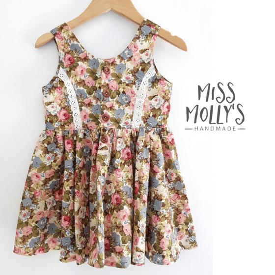 Image of Savannah Whimsy Dress