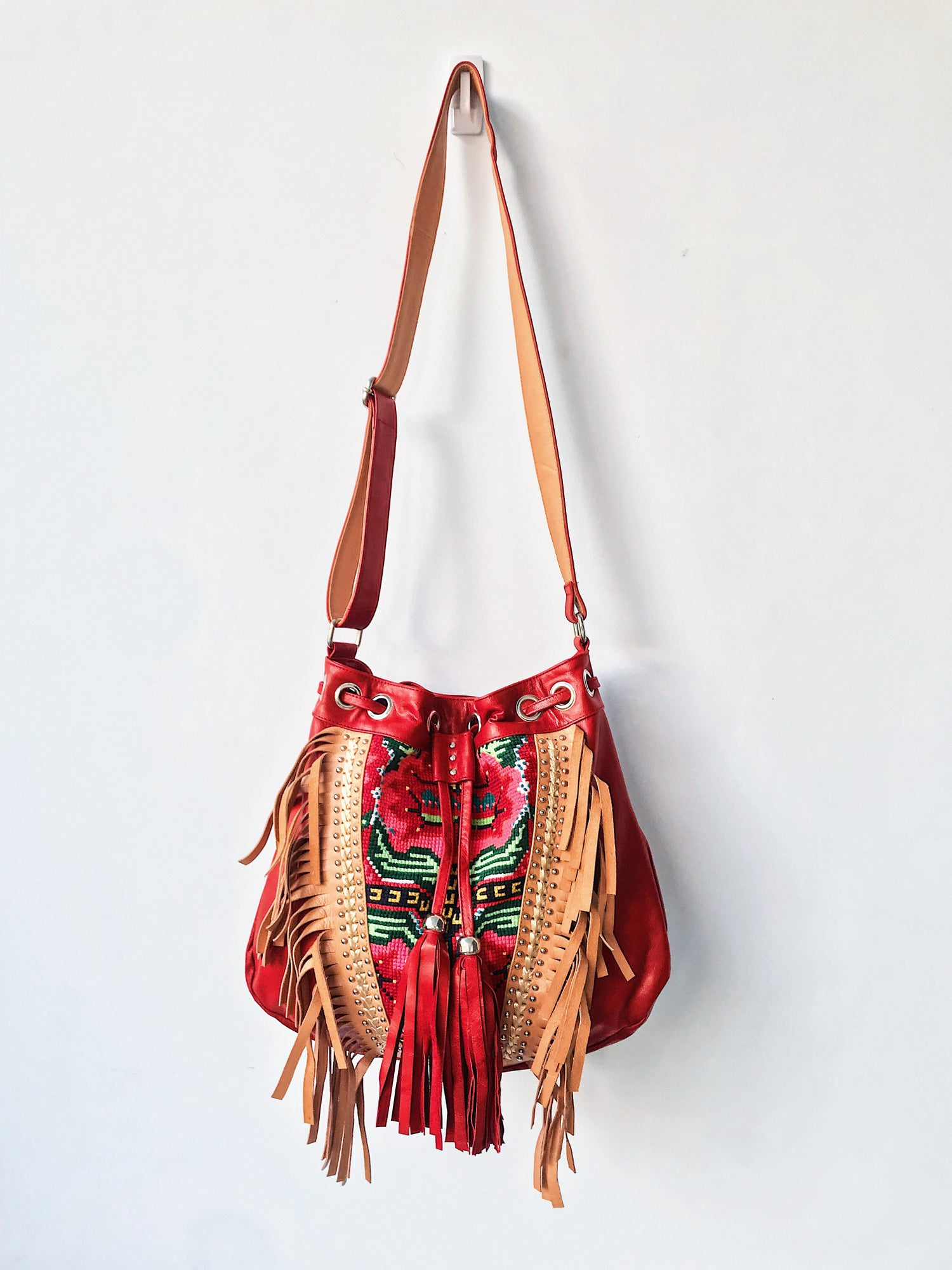 Image of AYANA LEATHER BAG - LIMITED EDITION