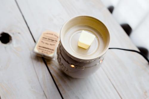 Image of Premium Wax Melt- Rectangular Clamshell