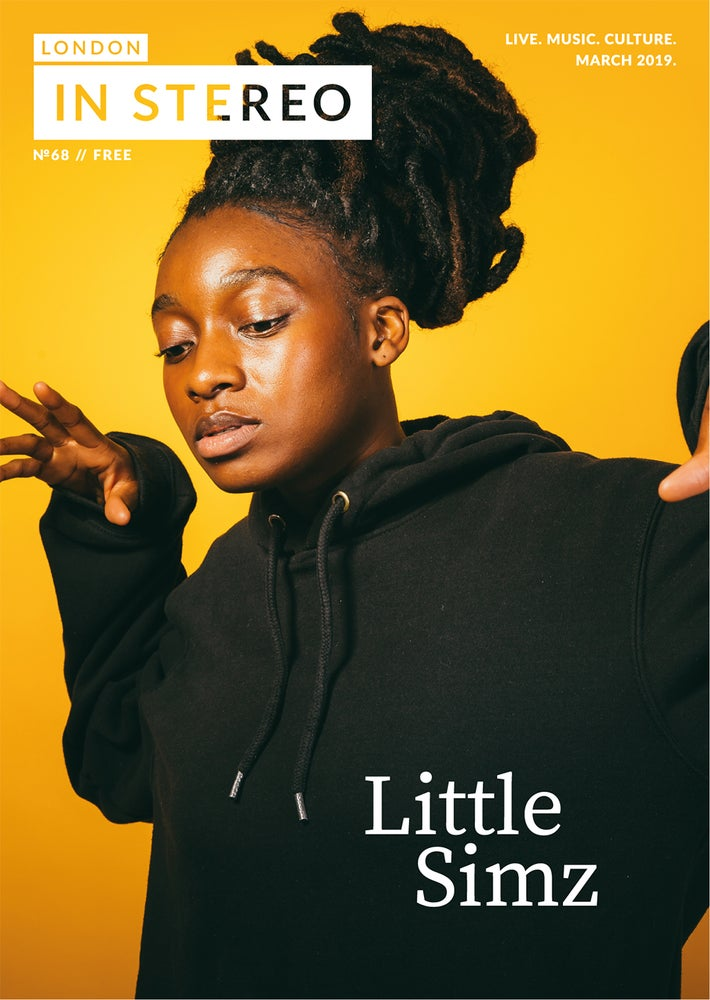 Image of London in Stereo // Little Simz