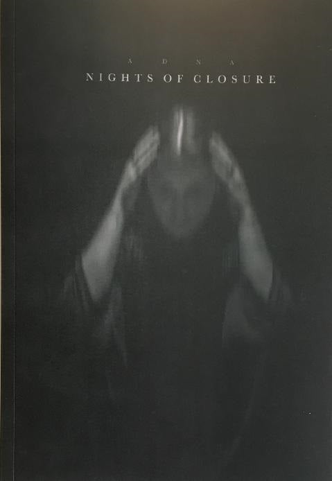 Image of Adna - Nights of Closure (Signed Art Book)