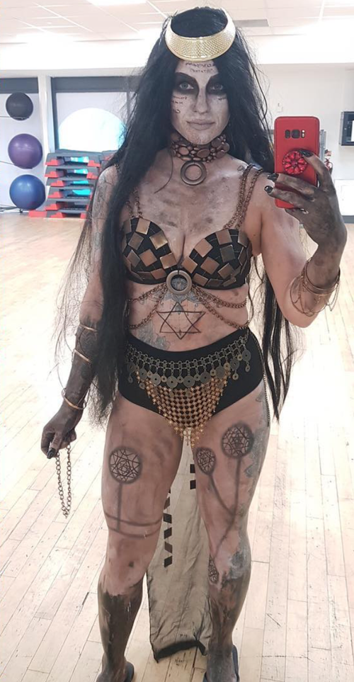 Image of The Enchantress Suicide Squad Halloween Costume